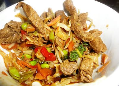 Slimming World Queen: Slimming World Stir Fry