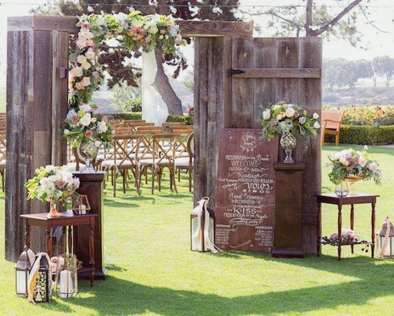 Best 25+ Wedding Doors Ideas On Pinterest