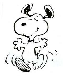 snoopy i will always love you