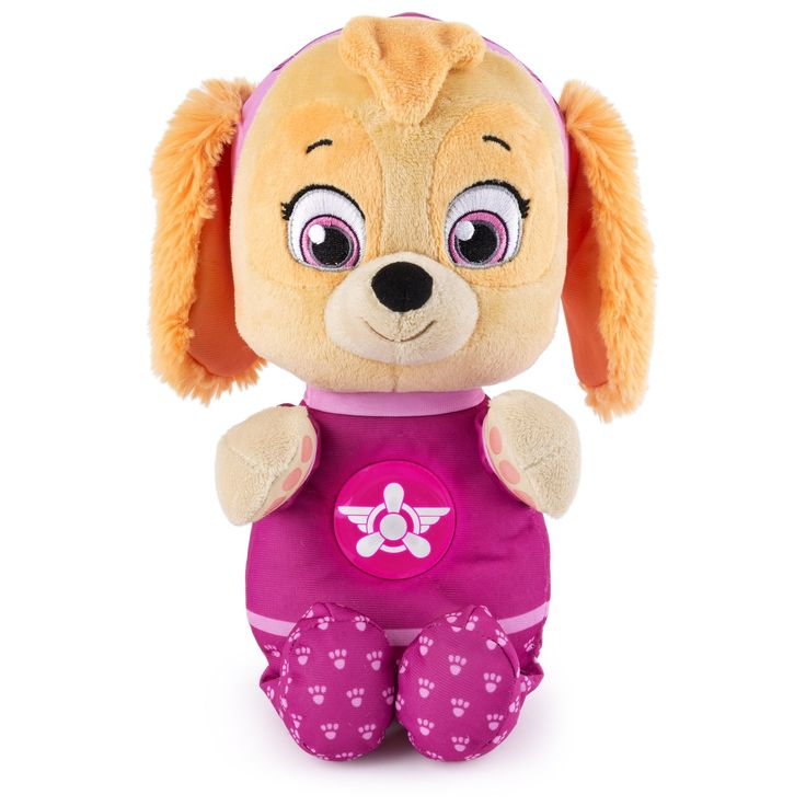 Paw Patrol - Skye Snuggle Up Pup Plush