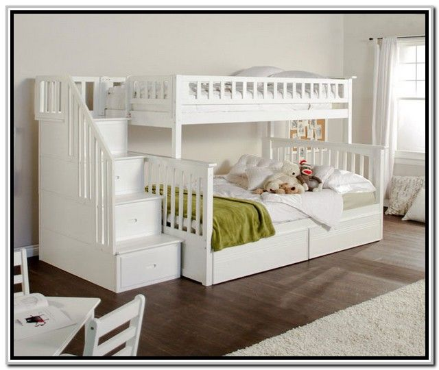 Bunk Beds With Stairs Ashley Furniture Woodworking