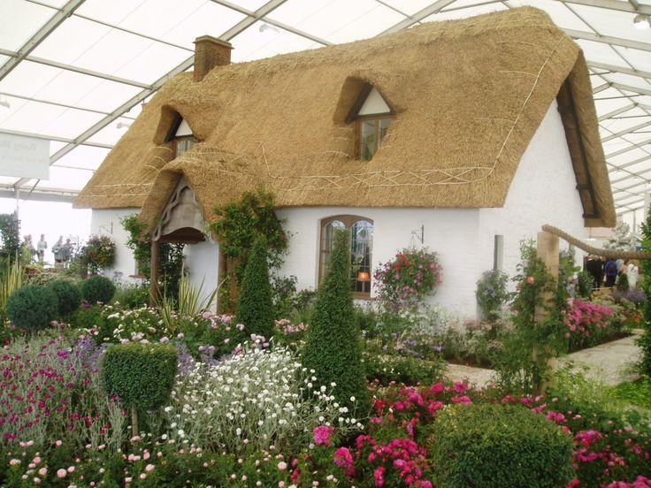 Make Me French English Cottage: 25+ Best Ideas About French Cottage Garden On Pinterest
