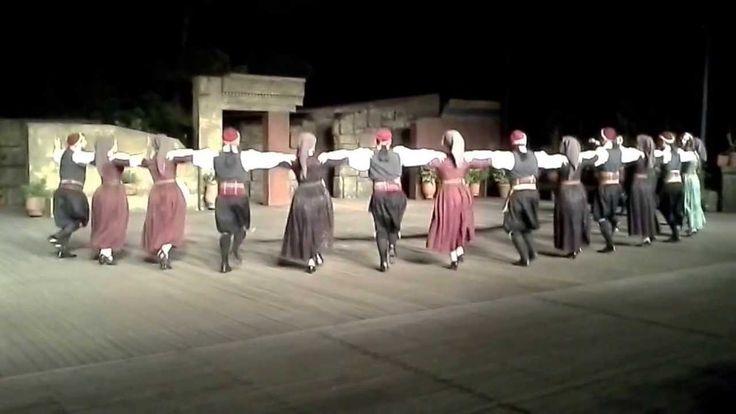 Χοροθέατρο Δόρα Στράτου - Χοροί απο τη Νάξο