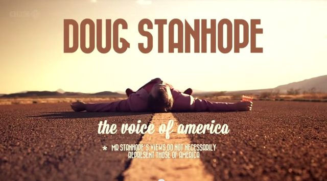doug stanhope, charlie brooker's weekly wipe