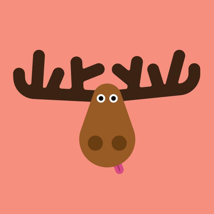 Nice tongue. Moose - Buy