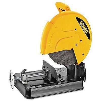DEWALT D28710 14in Abrasive Chop Saw Metal-Cutting & Chop Saws, New