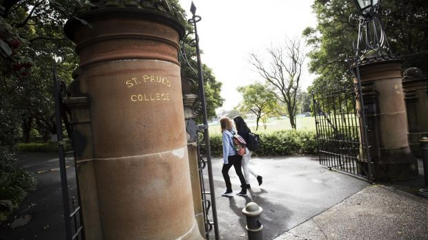 Sydney University's residential colleges need more female leaders less alcohol Review - The Sydney Morning Herald #757Live