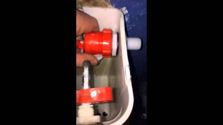 How to replace a toilet inlet valve - Avanti Plumbers - www.avantisa.co.za