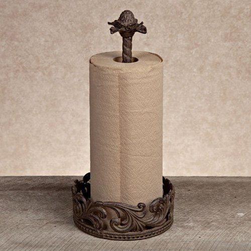 Have to have it. GG Collection Paper Towel Holder - $68 @hayneedle.com