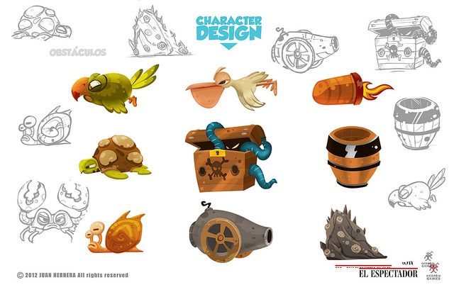 character_design_propuestas_6 | Flickr: Intercambio de fotos