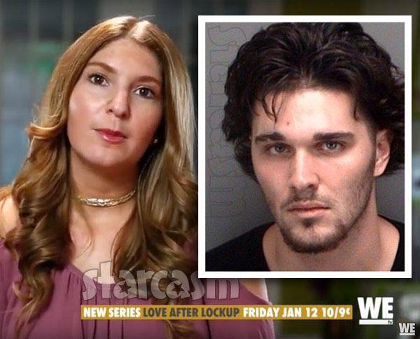 Love After Lockup Johnna and hot mug shot guy Garrett