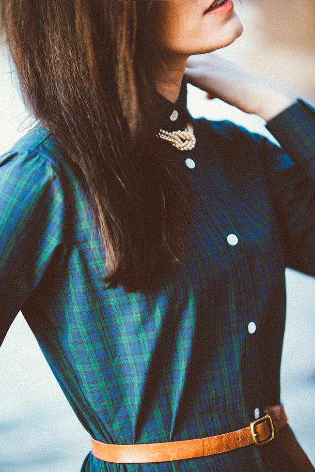 Classy Girls Wear Pearls: Dress up the Holidays