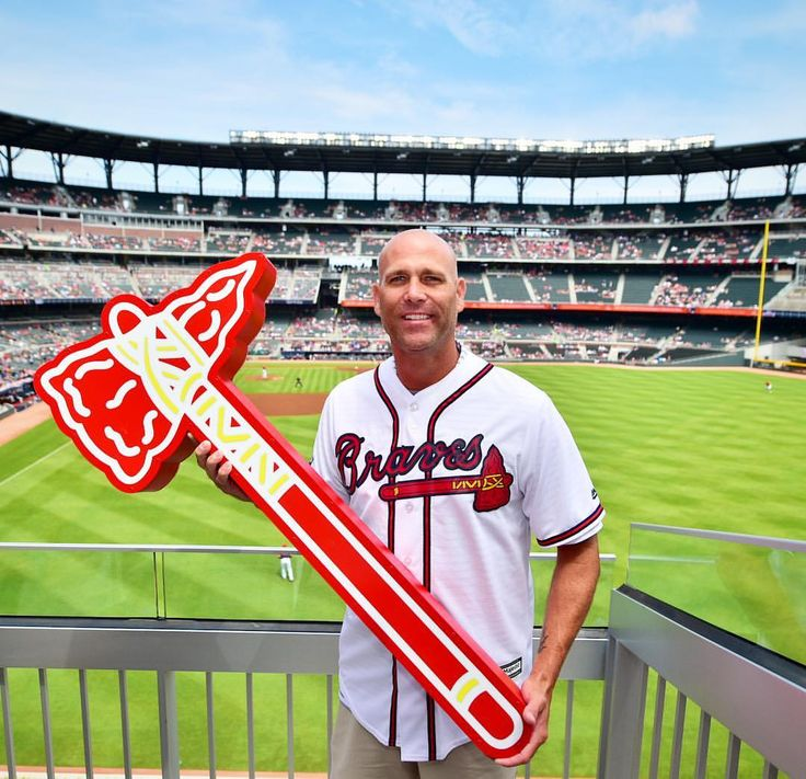 "10.8k Likes, 37 Comments - Atlanta Braves (@braves) on Instagram: ""Welcome home, Tim Hudson! #ChopOn"""