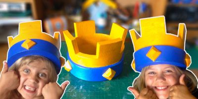 kings crown clash royale