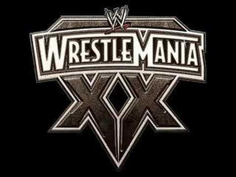 WWE Wrestlemania XX Theme - YouTube