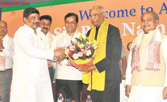 Presidential polls: Six Tripura TMC MLAs attend BJP meet, say joining party matter of time