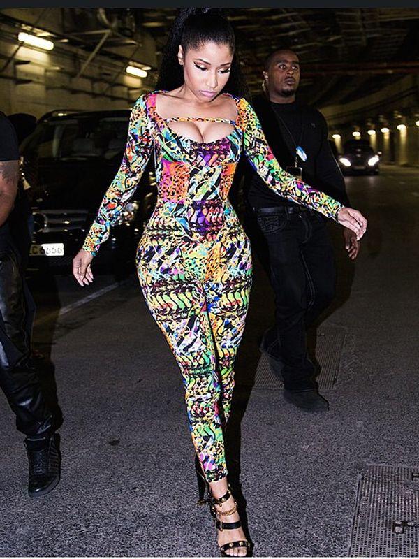 What's In Her Shoe Closet? Nicki Minaj in Giuseppe Zanotti, Versace, Saint Laurent, and more!