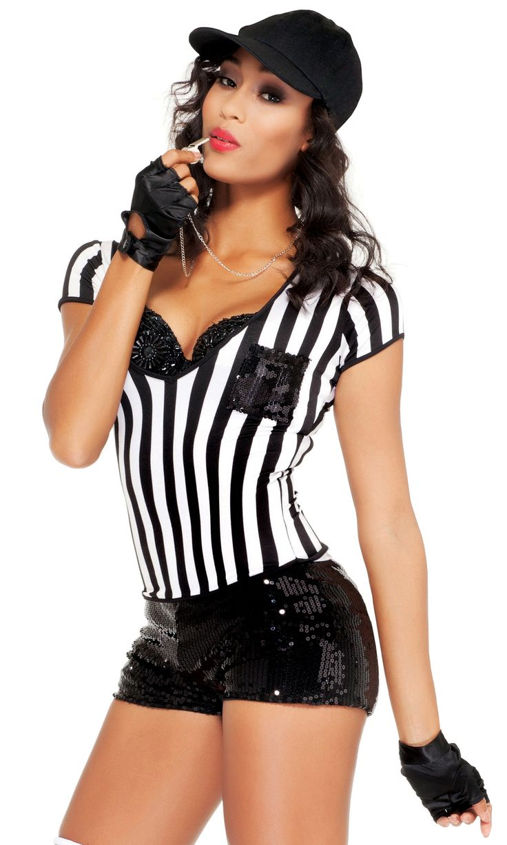 Good Call Sexy Referee Costume by Forplay | eBay