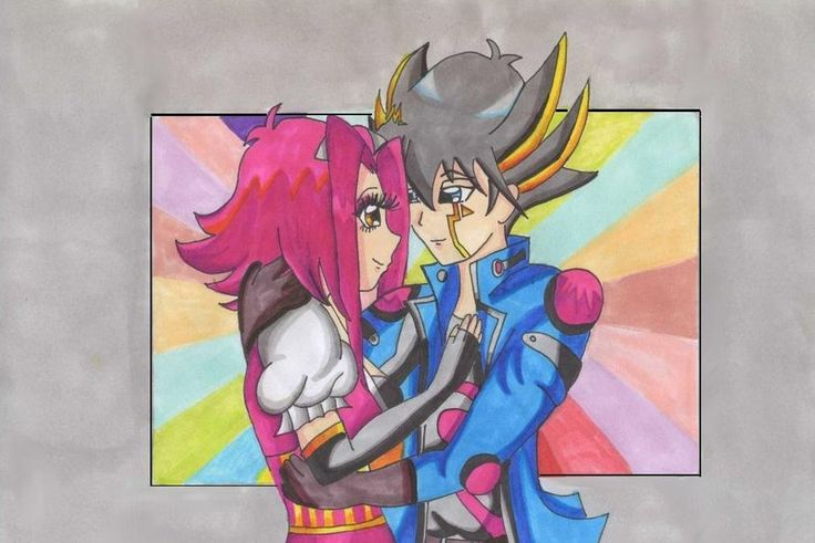 yusei and akiza relationship goals