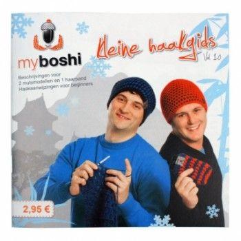 MyBoshi Haakboek - Kleine Haakgids
