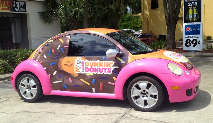 Dunkin Donut bug ;)