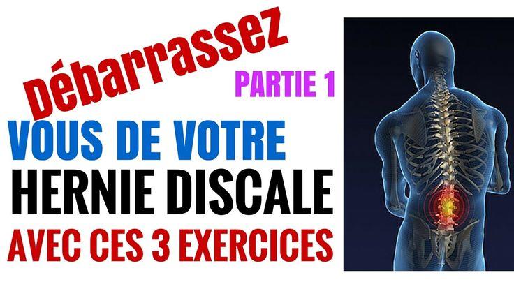 3 exercices Pour Soigner Une Hernie Discale : Partie 1