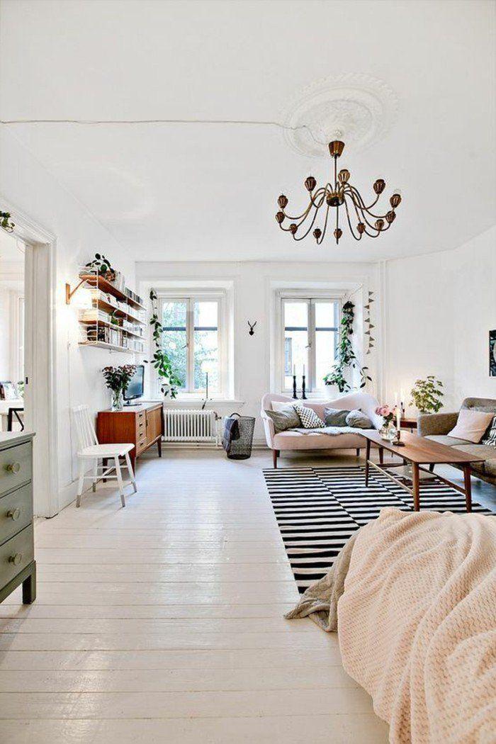 Meubler Un Studio 20m2? Voyez Les Meilleures Idées En 50 Photos! Small  ApartmentsStudio ApartmentsSmall SpacesBedroom ClosetsApartment IdeasDeco  ...