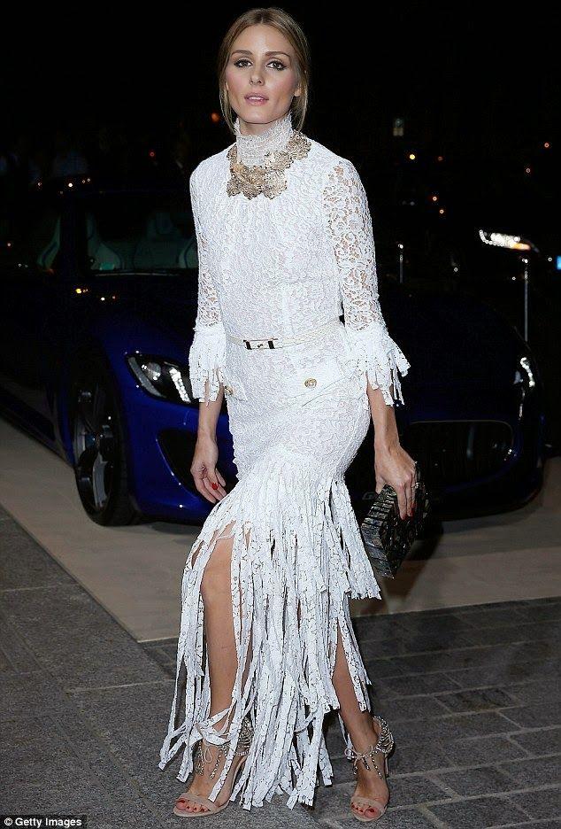 The Olivia Palermo Lookbook : Olivia Palermo at Paris Fashion Week : Look 8