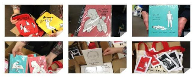 Glaswegians encouraged to snap up unique goodies and help fight poverty. Items designed by acclaimed artist David Shrigley http://www.oxfam.org.uk/scotland/blog/2017/06/glaswegians-encouraged-to-snap-up-unique-goodies-and-help-fight-poverty