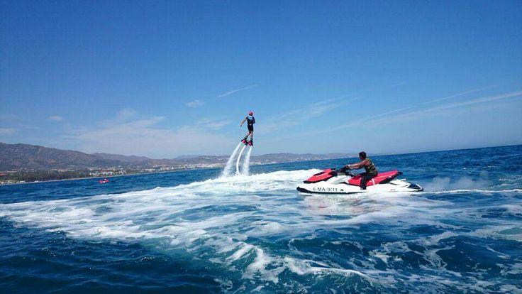 Flyboard Marbella