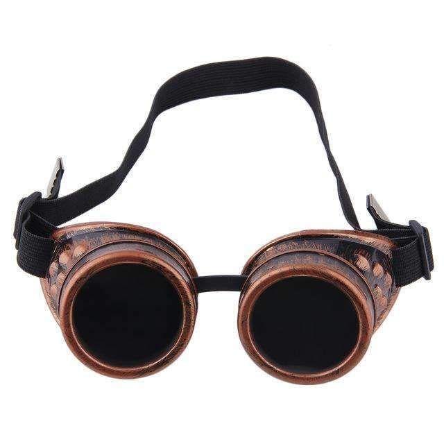 Welding Cyber goggles de soleil des Lunettes de Soudage Steampunk Antique Copper (Copper1) o6CBD5l9V