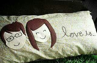 Embroidery#Love is U