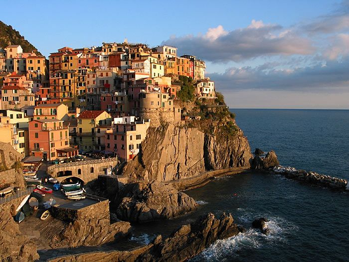 Cinque Terre.  What an amazing area.  The history and the beauty are exciting.