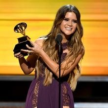 Marren Morris wins country performance Grammy