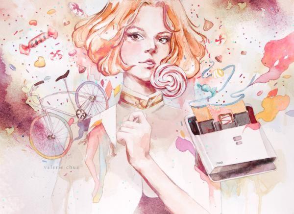 Illustrations by Valerie Ann Chua