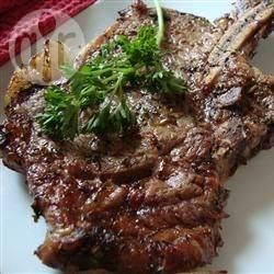 Ierse whisky steak @ allrecipes.nl