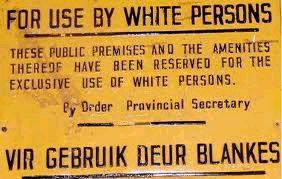 """Africa's """"Jim Crow"""", Apartheid! 