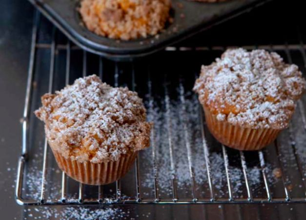 Gluten-Free, Dairy-Free Pumpkin Muffins with Streusel Topping ...