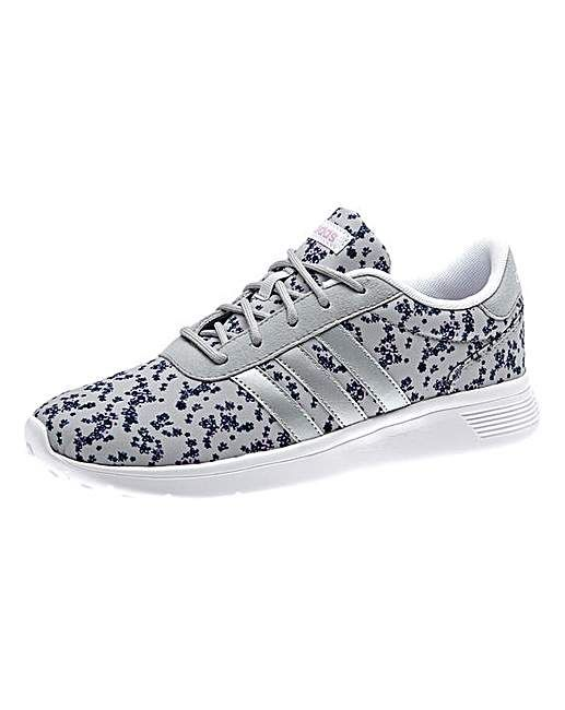 adidas Lite Racer Womens Trainers   Simply Be