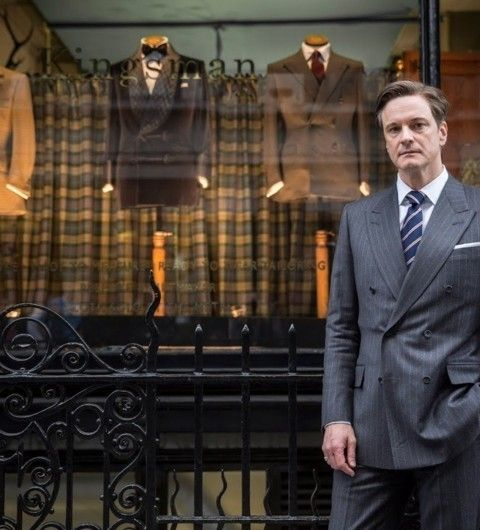 Kingsman Tailor | Kingsman Premises London | Huntsman - Savile Row Bespoke Tailors Since 1849