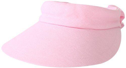 Scala Women's Visor Hat With Big Brim - http://fashionable.allgoodies.net/2014/08/scala-womens-visor-hat-with-big-brim/