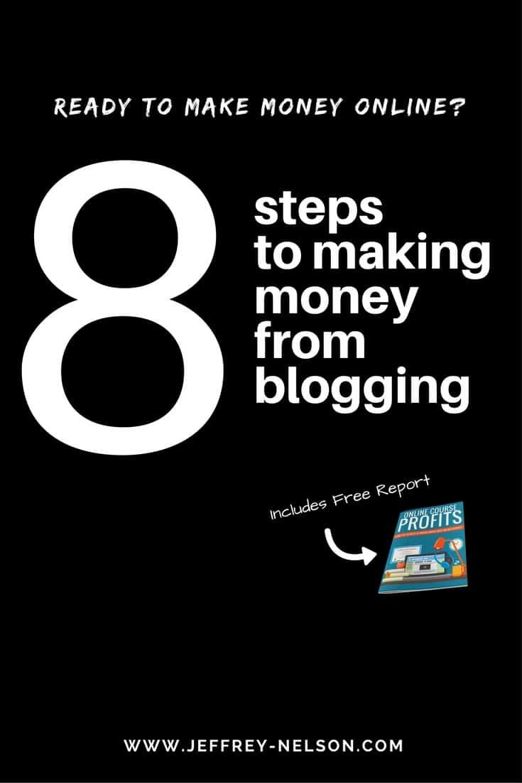 Want to make money with your blog? Learn how easy it is to get paid for blogging + FREE REPORT | Start a Blog | Make Money Online | #blogging #bloggerstyle #bloggers #bloggingtips #bloggingadvice #bloggingforbeginners
