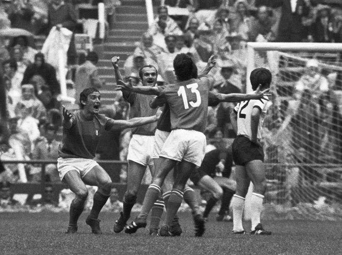 Veni, vidi, goal! ... la più bella partita di sempre, l'immortale semifinale Italia Germania 4-3. http://piergiuseppecavalli.com/2017/03/08/veni-vidi-goal/