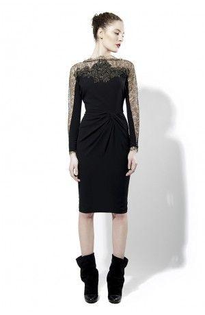 LACE BEAUTY DRESS - Rhea Costa-Shop