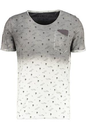 Key Largo LAS VEGAS Camiseta print silber Ofertas en Zalando.es | Material exterior: 100% algodón | Ofertas ¡Haz tu pedido en Zalando.es y disfruta de gastos de enví-o gratuitos!