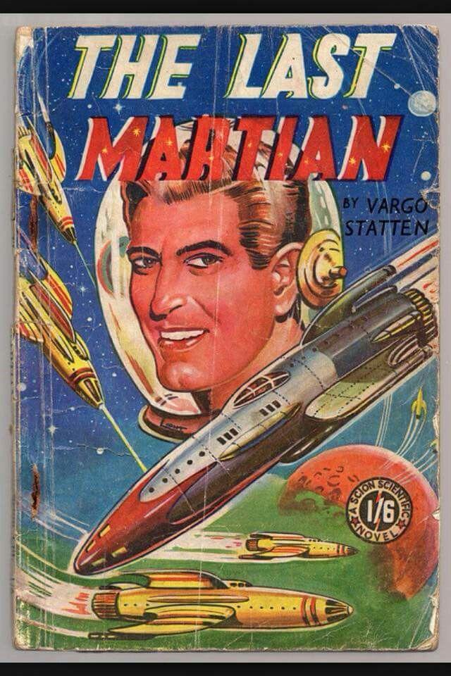 The Last Martian by Vargo Statten
