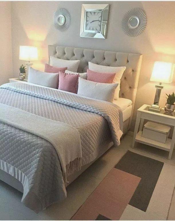 16+ Beautiful Master Bedroom Decorating Ideas #bea…
