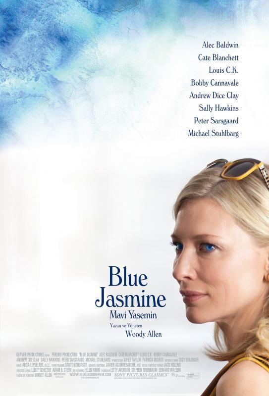 #BlueJasmine #WoodyAllen #CateBlanchett #AlecBaldwin