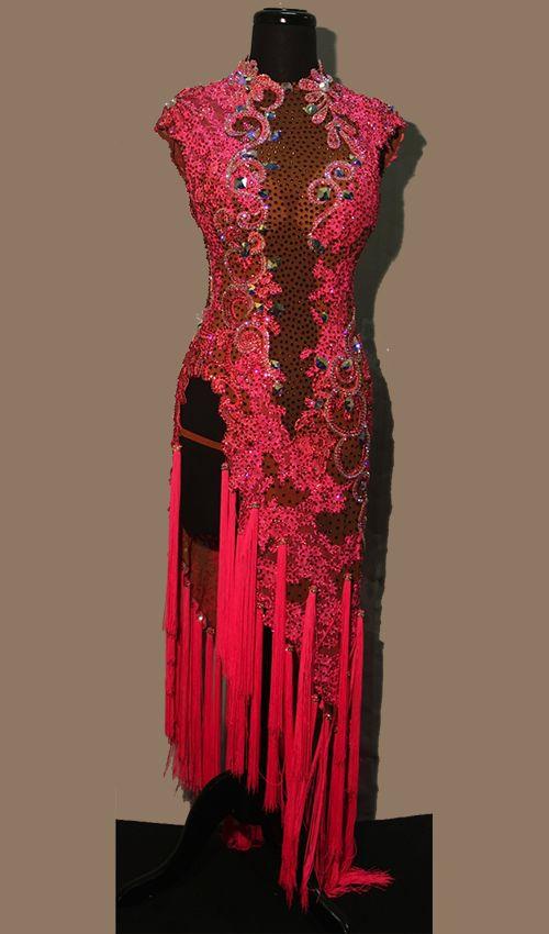 Designs by Kalina | Dancesport Gowns | Latin/Ballroom ...