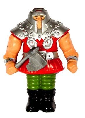 Ram Man - He-Man: Masters Of The Universe [1983]....I lost this toy at Pizza Hut when I was a kid!